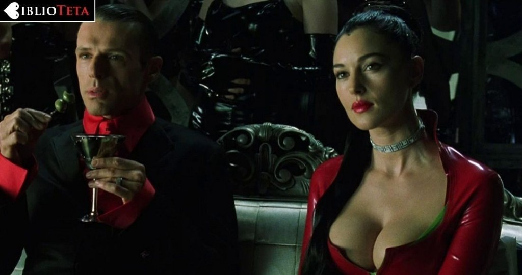 Monica Bellucci - Matrix Revolutions 01