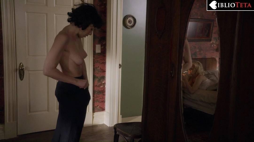 Sarah Silverman y Michelle Williams desnudas en Take