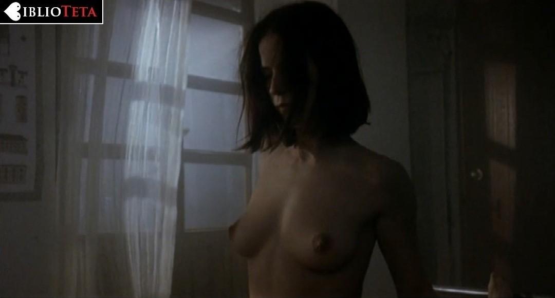 Silke Desnuda En Tuno Negro 2001