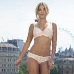 Sylvie Van der Vaart - thong London 12