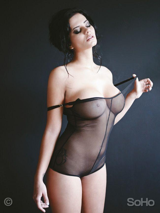 Alejandra Omana - Soho 01