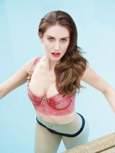 Alison Brie - GQ Mexico 06