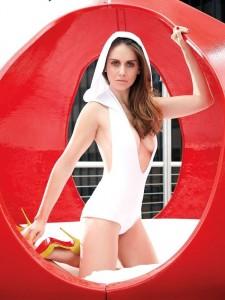 Alison Brie - GQ Mexico 07