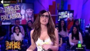 Ana Morgade canalillo Zapeando 07