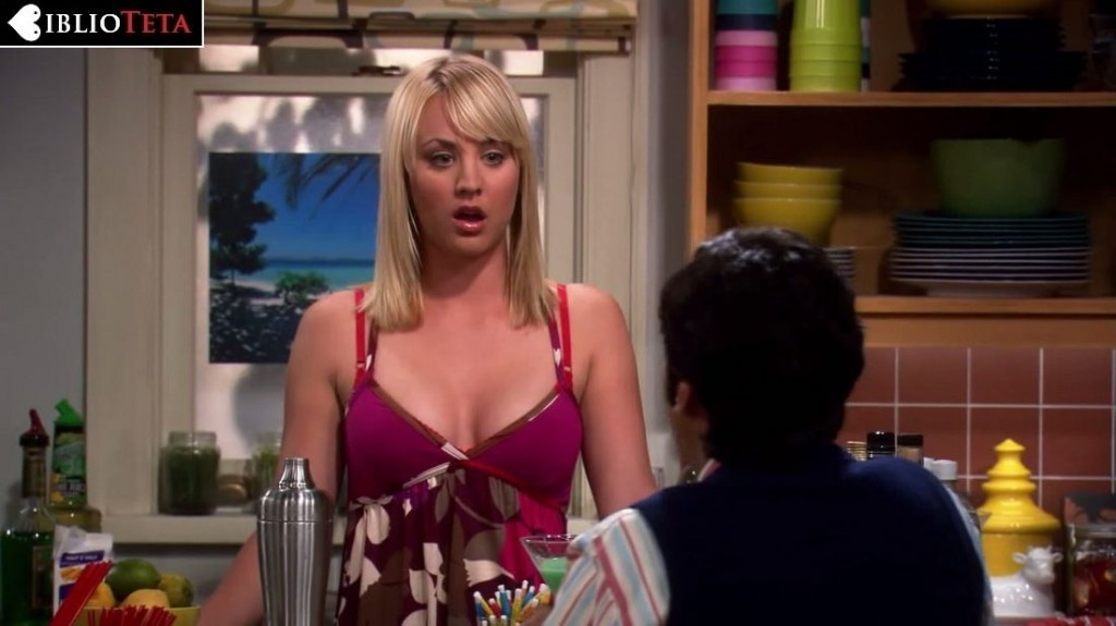 Kaley Cuoco - The Big Bang Theory - 1x08 - 01