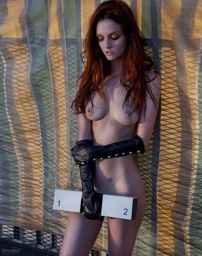 Lydia Hearst - Treats Magazine 01
