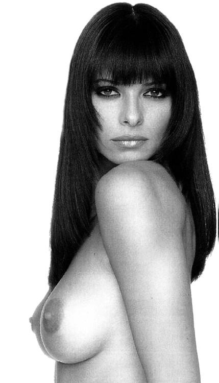 Natalia Estrada Posando Desnuda Para Class Italia 1997
