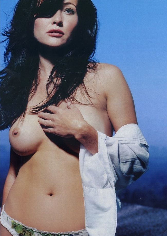 Shannen Doherty - Playboy 01