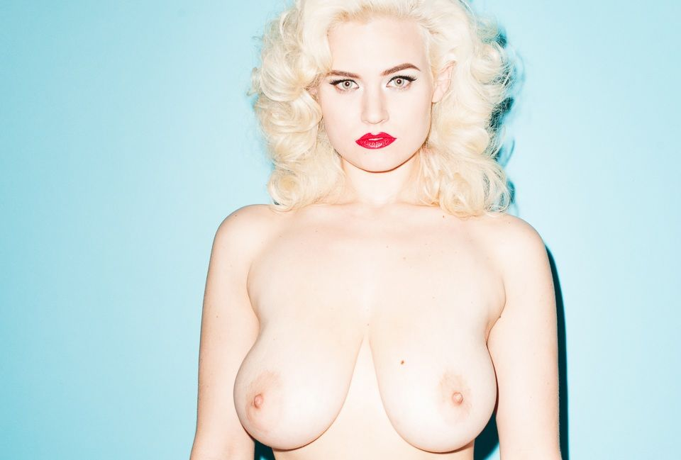 Gia - Terry Richardson 01