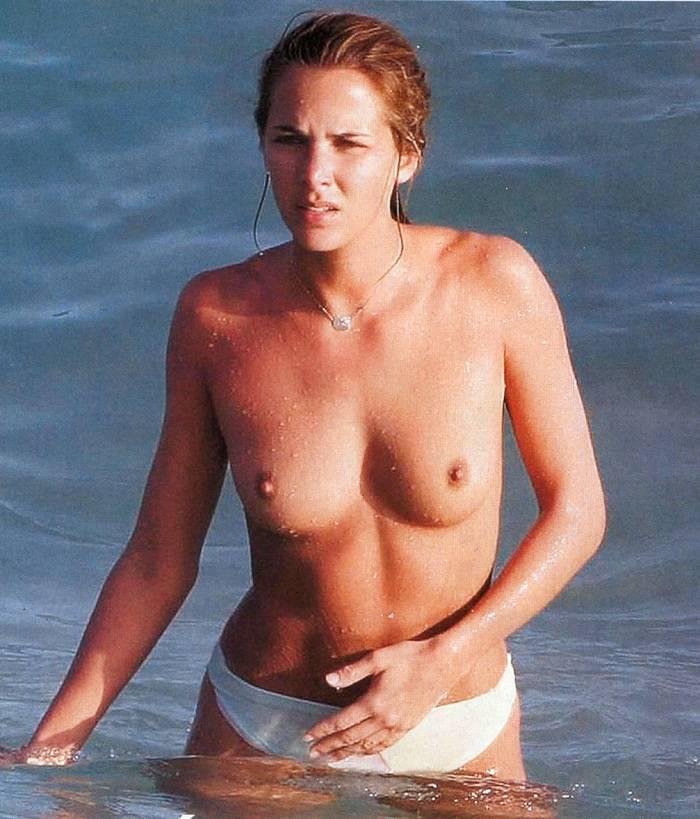 Melissa Theuriau - topless Francia 01