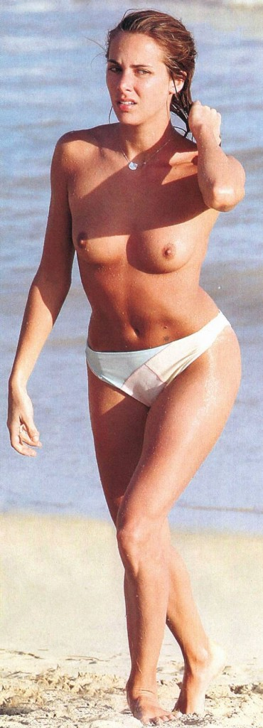 Melissa Theuriau - topless Francia 02