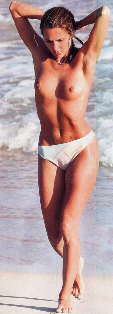 Melissa Theuriau - topless Francia 03