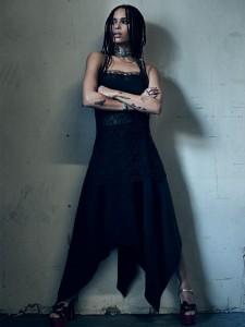 Zoe Kravitz - Flaunt Magazine 02