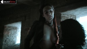 Carice van Houten - Game of Thrones s05e04 - 08