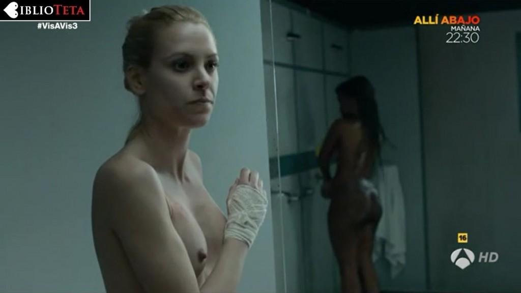 Maggie Civantos - Vis a Vis 1x03 - 01