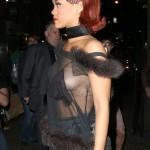 Rihanna - MET party 03
