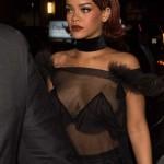 Rihanna - MET party 05