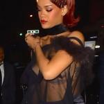 Rihanna - MET party 08