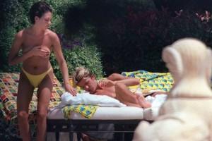 Victoria Beckham topless 09