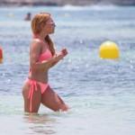 Berta Collado bikini Formentera 13