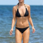 Joanna Krupa topless Miami 10