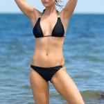 Joanna Krupa topless Miami 12