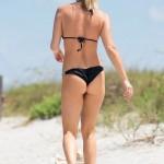 Joanna Krupa topless Miami 13