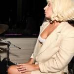 Lady Gaga boob slip 03
