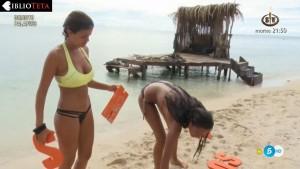 Lola Ortiz tanga Supervivientes 05