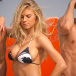 Charlotte McKinney - making of GQ - 04