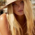 Elsa Hosk posando desnuda para Lui Magazine