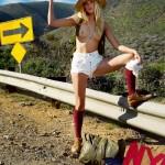 Elsa Hosk - Lui Magazine 02