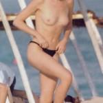 Kylie Minogue topless st tropez 05