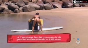 Maria del Amor - Canarias - Pekin Express 03