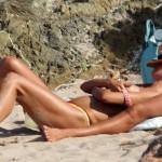 Heidi Klum topless Italy 05