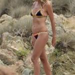 Heidi Klum topless Italy 06