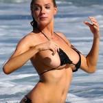 Charlotte McKinney - Malibu bikini 14