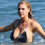 Charlotte McKinney - Malibu bikini 23