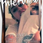 Miley Cyrus Topless - Interview Magazine Facetime 07