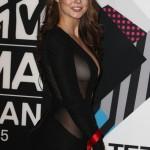 Amanda Cerny - MTV Ema 08