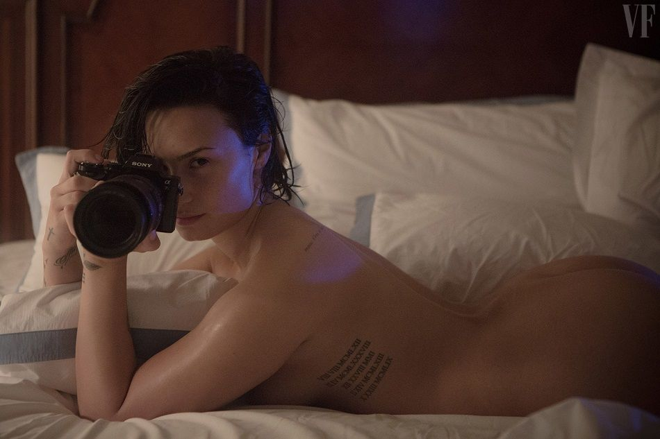 Demi Lovato - Vanity Fair 01