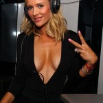 EXCLUSIVE: Joanna Krupa has girls night out at Mynt Lounge in Miami Beach