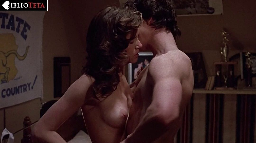 Lea Thompson Desnuda En La Clave Del éxito 1983