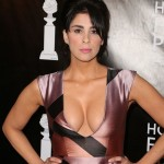 Sarah Silverman - Hollywood Foreign Press Association 08