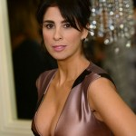 Sarah Silverman - Hollywood Foreign Press Association 09
