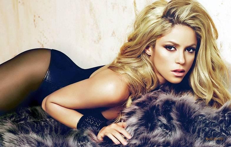 9 - Shakira