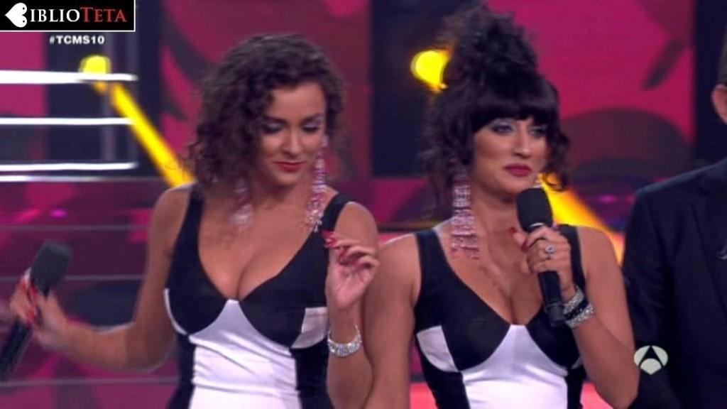Anna Simon y Ana Morgade - Tu Cara Me Suena 01