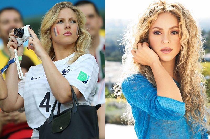 Camille Tytgat - Shakira