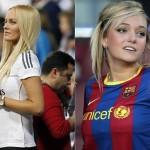 Madrid y Barça empatan en nuestro particular Clásico de novias
