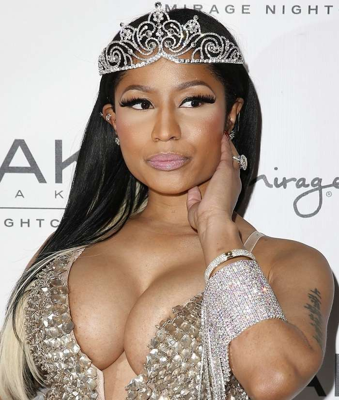 Nicki Minaj - Halloween 01